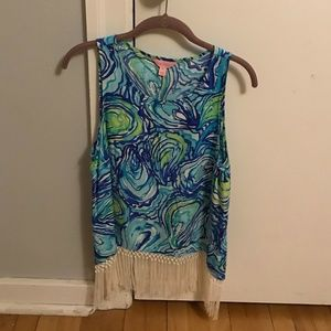 Lilly Pulitzer Sonya Top